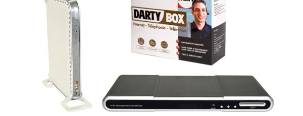 Dartybox, fournisseur d'accès internet Adsl