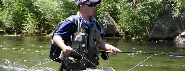 Matériel de pêche occasion