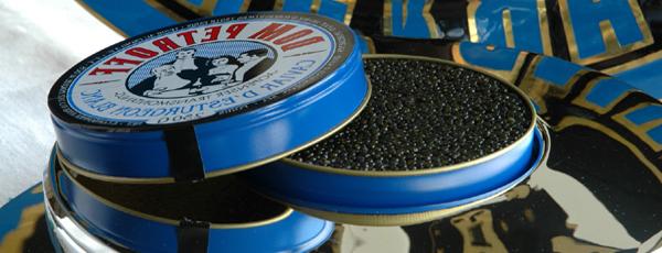Du caviar pas cher