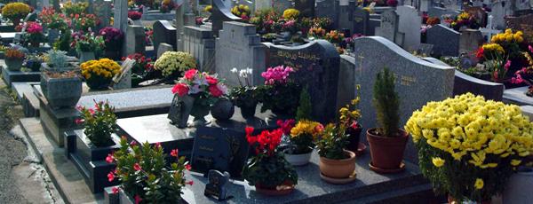 Combien coûte un enterrement