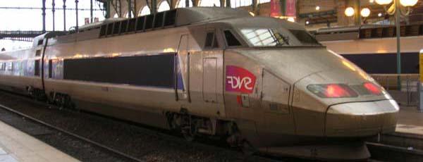 SNCF réservation
