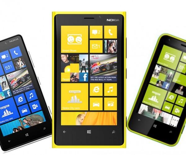Test Nokia Lumia