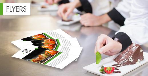Faire imprimer des flyers