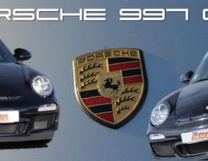 Stage en Porsche GT3