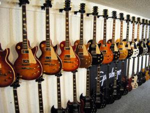 vente d'instruments de musique