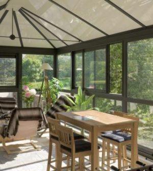 agrandissement d une maison et permis de construire pour une v randa. Black Bedroom Furniture Sets. Home Design Ideas
