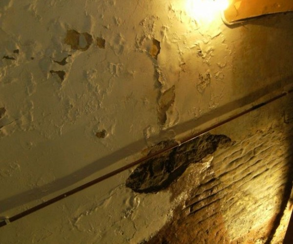 Humidité dans une maison