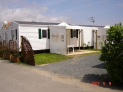 Camping avec Mobil-home
