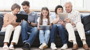 consacrer du temps à sa famille