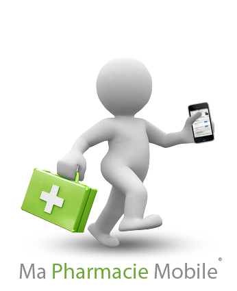 Application pharmacie mobile