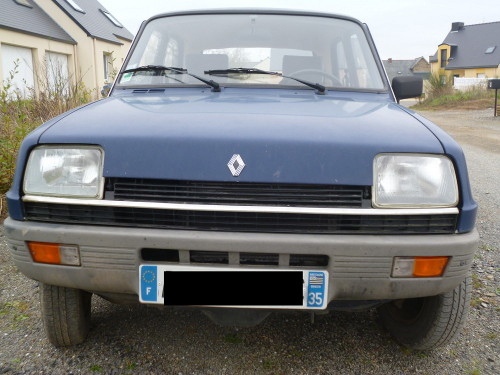 Renault r5 d'occasion