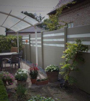 Quelques id es pour cl turer son jardin - Cloturer son jardin ...