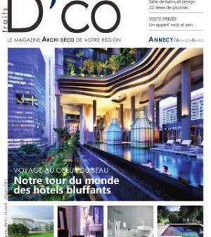 Couverture Trait D'co Magazine