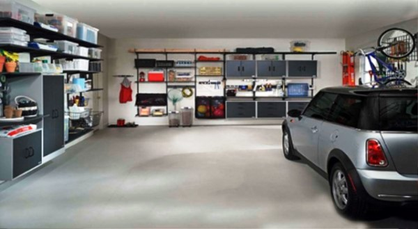 conseils et astuces pour am nager son garage. Black Bedroom Furniture Sets. Home Design Ideas
