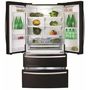 comment installer un frigo am ricain dans sa cuisine. Black Bedroom Furniture Sets. Home Design Ideas