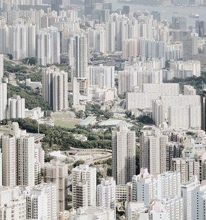 paysages de barres d'immeubles