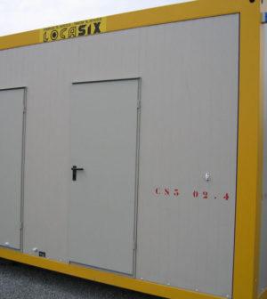 Les containers au service de vos chantiers