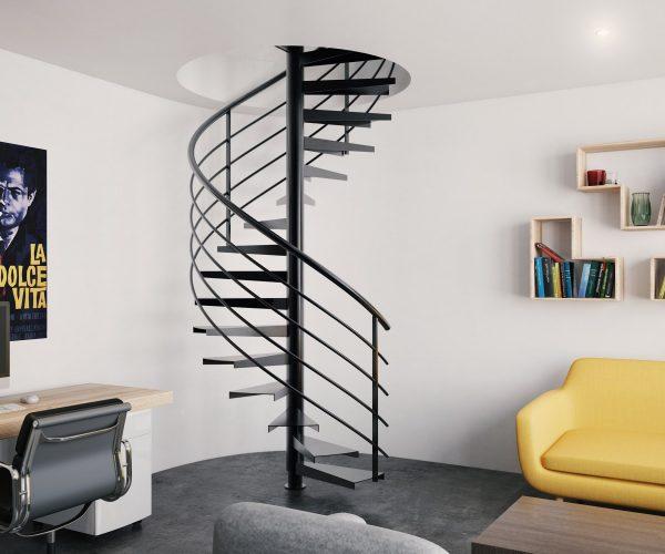 Escalier colimaon design affordable escalier colimaon - Escalier colimacon lapeyre ...