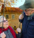 couple de personnes agees