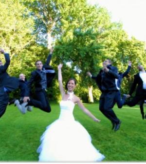 jolies photos de mariage