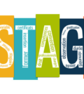 logo écrit stage
