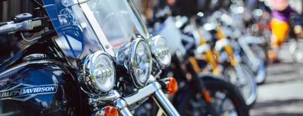 Moto pour voyager aux USA