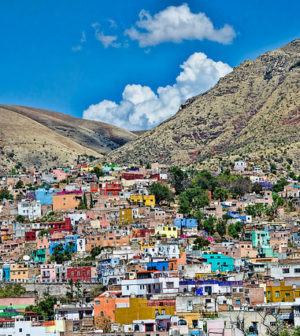 paysage mexicain