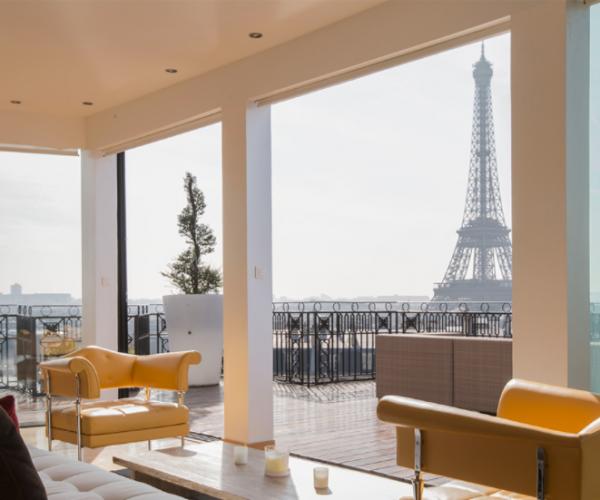 Location meublée Paris