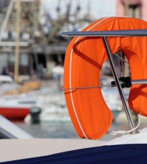 Boue de sauvetage pour la sécurité en mer