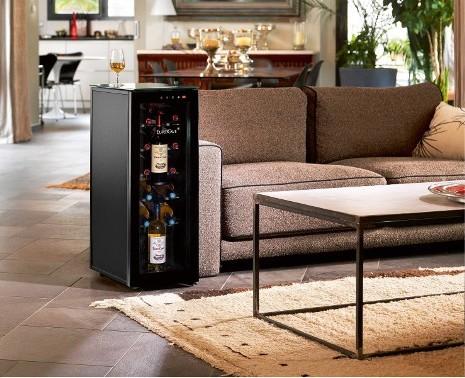 un mini cave vin a vous tente. Black Bedroom Furniture Sets. Home Design Ideas