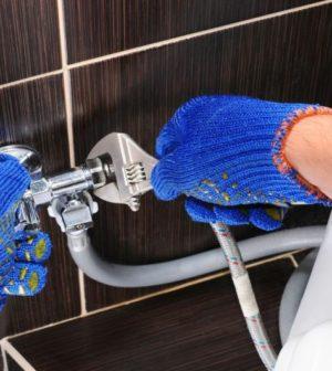 Dépannage et réparation sanitaire