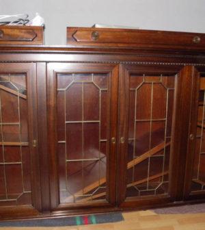 Rénovation de meubles anciens