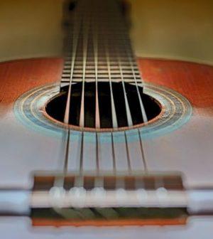 guitare de musique