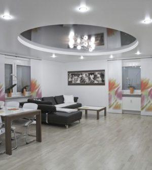 Les avantages des plafonds tendus