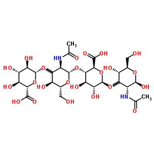 Formule de l'acide Hyaluronique