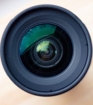 une camera espion
