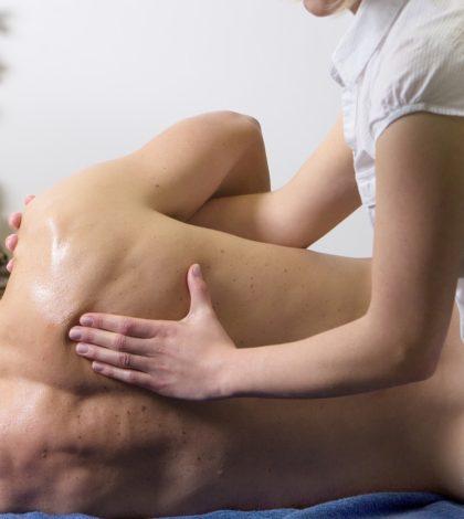 Ostéopathe manipulation