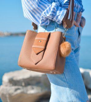 sac a main cuir mode
