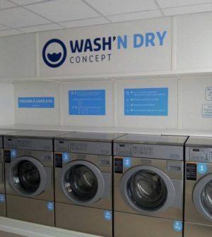 Ouvrir une laverie en libre service