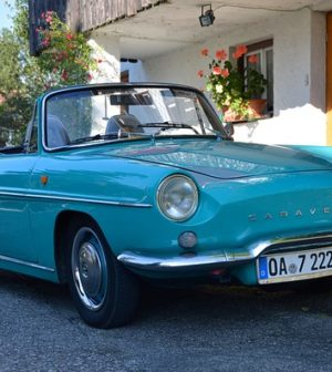 Renault-Ancienne