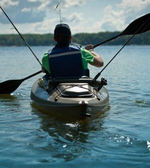 Comparatif Pêche en kayak paddle