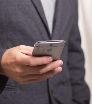smartphone courbé