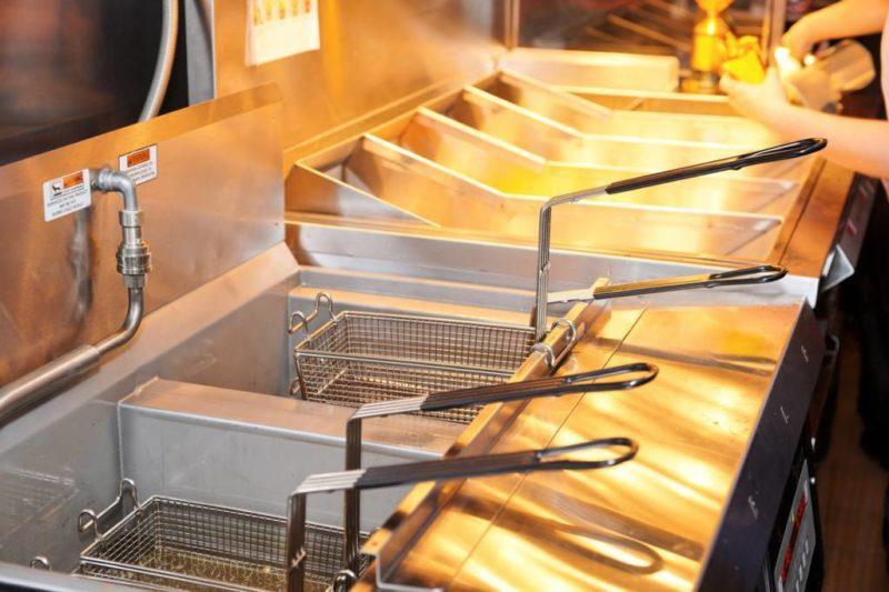 cuisine snack équipement