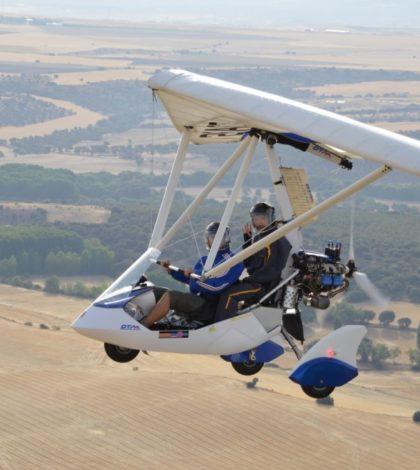 Un vol à bord d'un ULM