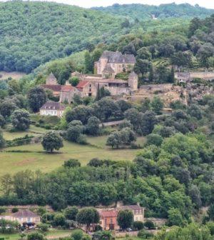 château périgord