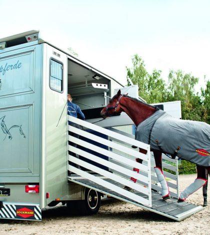 transporteurs des chevaux
