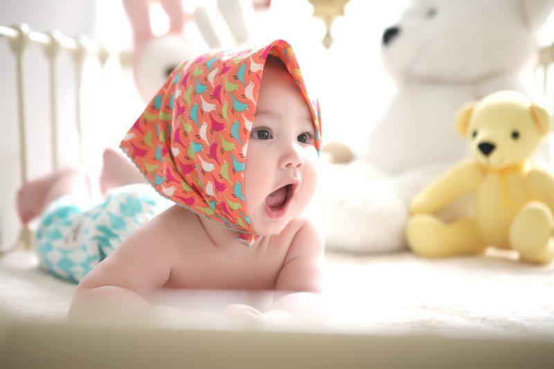 matelas pour un bébé contre l'asphyxie