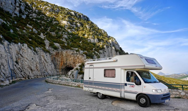 organiser un voyage en camping car