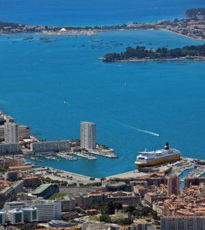 faire du tourisme à Toulon