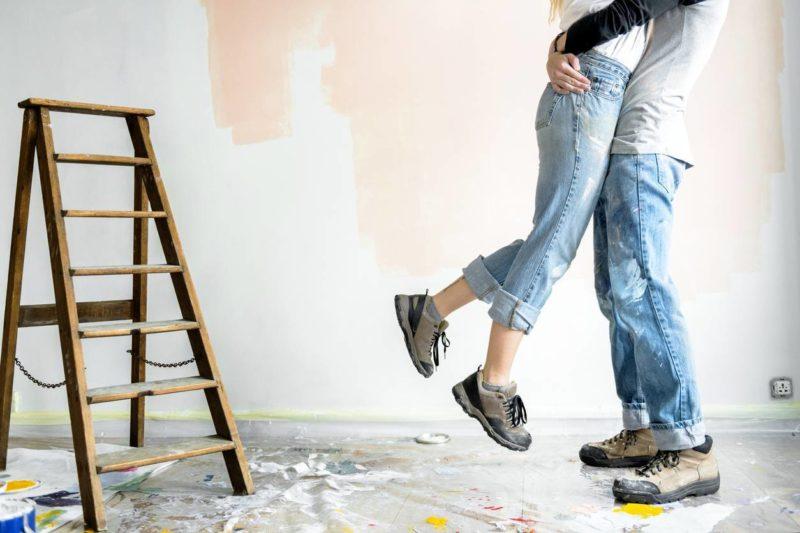 peinture intérieur maison